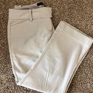 The Limited Capri Pant Drew Fit